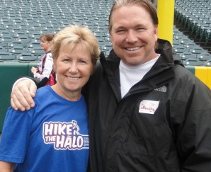 Cynthia McCloud and Todd Klug