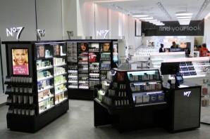 Walgreens L.A. store cosmetics
