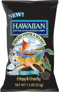 Hawaiian Cracked Black Pepper