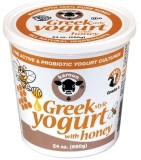 Karoun Greek Yogurt with Honey