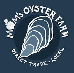 MOMs Organic Market Oyster Farm Logo