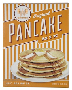 Whataburger pancake
