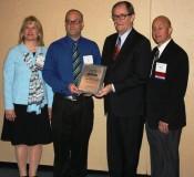 Kowalski's Markets, Eagan, received the People's Choice Display Award.