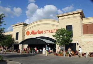 Market Street in Colleyville