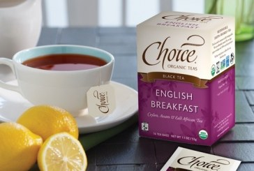 Choice Organic Teas Relaunches Its Original Line with New Look
