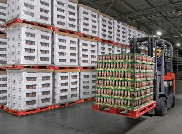 Peco Pallet Crossing Borders — Shipping to Mexico | Shelby
