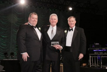 Peter G. Nordell Receives NAFEM President's Award