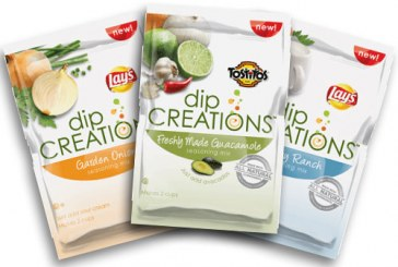 Tostitos and Lay's Intro Dip Creations