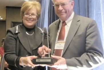 VGA's Harrison Receives FMI's MacManus Award