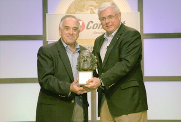 OGA's Jackson Honored with J. Frank Grimes Award
