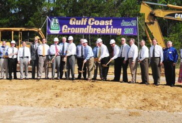 AWG Breaks Ground on New Gulf Coast Division