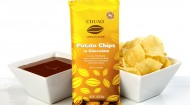 Chuao Potato Chips in Chocolate Bar, The Shelby Report New Products