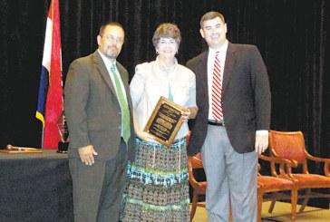 MGA Coverage: Dierbergs' Ryan Receives N.G.A. Spirit of America Award