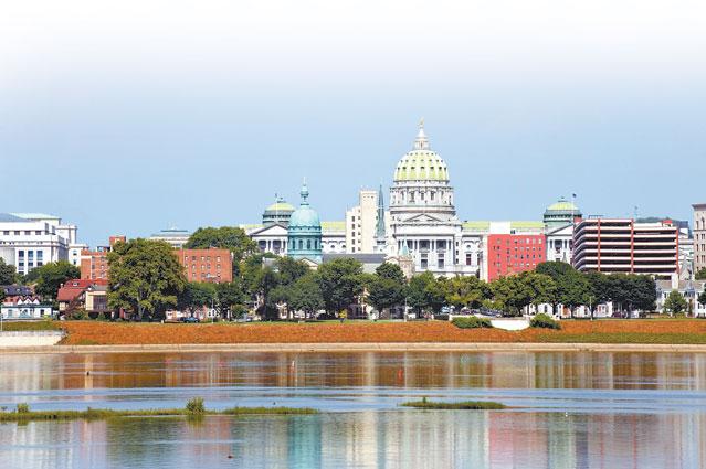 Harrisburg Capitol Building