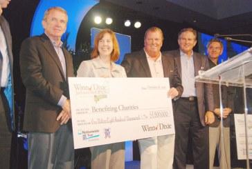Winn-Dixie Jacksonville Open Raises Record Amount