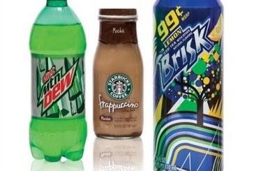 Diet Mountain Dew, Brisk Tea, Starbucks Beverages Cross Sales Milestone