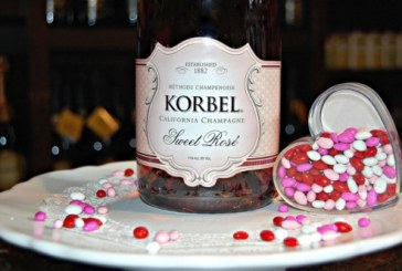 Sweeten Valentine's Day With Korbel Champagnes