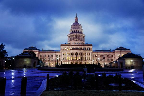 Texas-Capitol-building