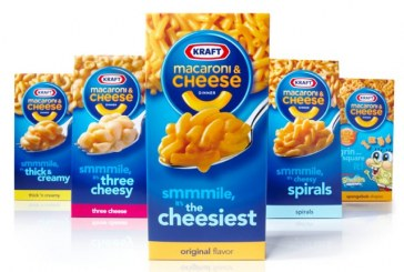 Kraft Cutting 1,600 Jobs