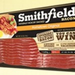 Smithfield Rolls Out On-Package Bacon Loyalty Program