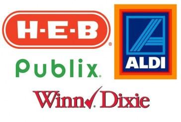 Publix, Aldi, Winn-Dixie, H-E-B Lead in Customer Experience