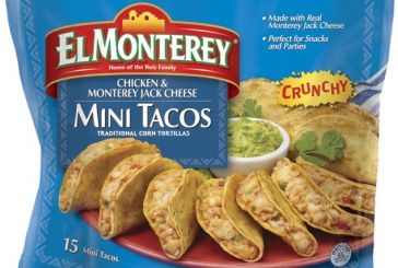 El Monterey Adds Mini Tacos To Snack Line