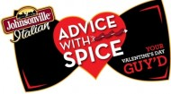 JOHNSONVILLE SAUSAGE, LLC ADVICE WITH SPICE LOGO