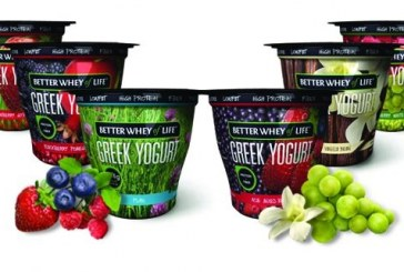 Better Whey of Life Launches New Whey-Infused Greek Yogurt