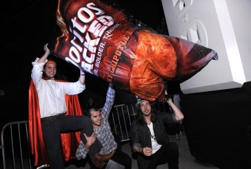 Doritos Unveils Giant Vending Machine To Debut 'Jacked' Chips