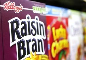 Kelloggs cereals