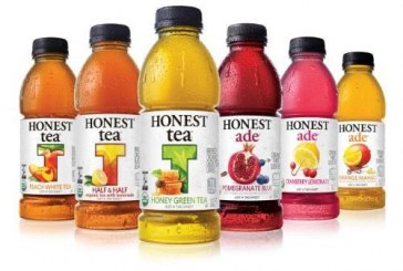 Coca-Cola's Honest Tea Cuts Sugar Load