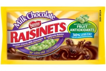 National Chocolate Covered Raisin Day Is March 24