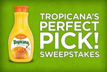 Tropicana Pure Premium Sending One Family To Fla. Orange Grove