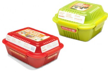Aladdin Adds Insulated To-Go Containers To Adult Lunch Offering