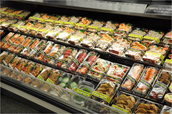 Image result for grocery sushi