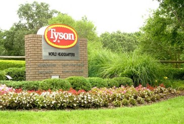 Tyson Expects Decline Of U.S. Protein Supplies To Continue