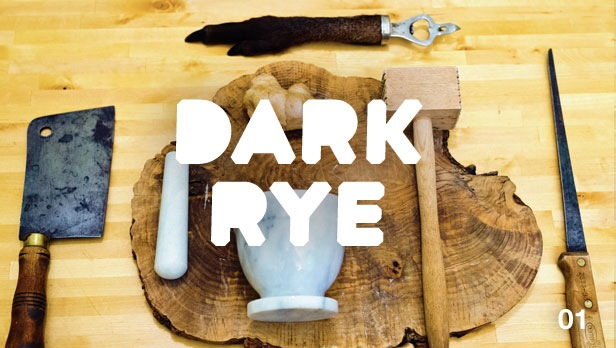 Whole Foods Dark Rye