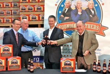 Founding Fathers Debuts Beer That Gives Back To The Troops