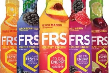 FRS Healthy Performance Named Best Protein Drink