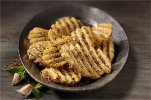 Alexia's Bruschetta Waffle Fries