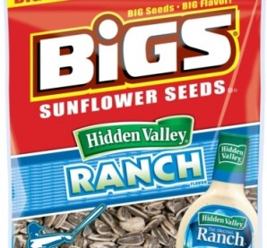 Thanasi Foods Bigs with Hidden Valley Ranch