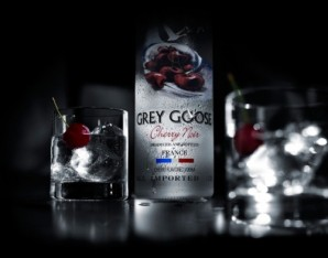 GREY GOOSE(R) VODKA CHERRY NOIR