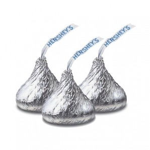Hershey's Kisses, No. 1 in Harris Interactive study