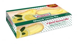 KRISPY KREME DOUGHNUT CORPORATION LEMON PIE