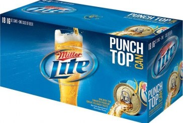 MillerCoors Rolls Out Punch-Top Cans For Lite Beer