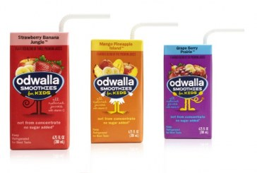 New Odwalla Smoothies For Kids Now Available