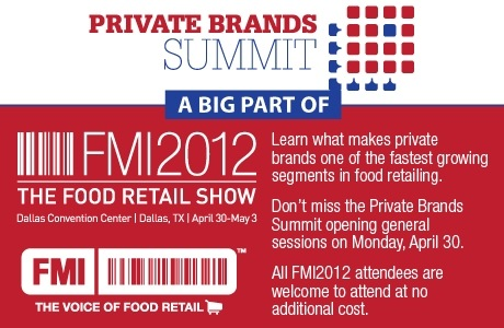 FMI's Upcoming Private Brands Summit