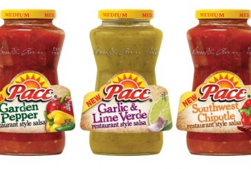 Pace Introduces Restaurant Style Salsas