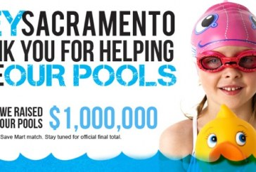Save Mart Reaches $1M Goal To Reopen Sacramento's Public Pools