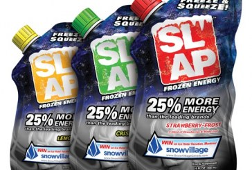 Slap Frozen Energy Offers Chilling Addition To Market